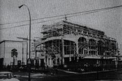 Budowa kościoła - 1990