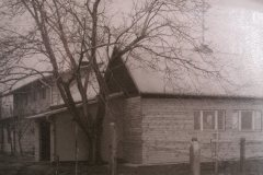 Pierwsza kaplica - czerwiec 1985 r.