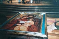 Montaz-obrazu-Swietej-Rodziny-2003